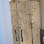 New shower room installed