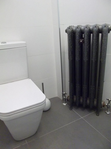 WC and Classic Column Radiator